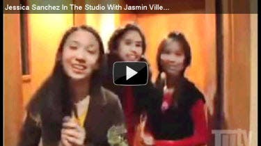 Jessica with Thia and Jasmine
