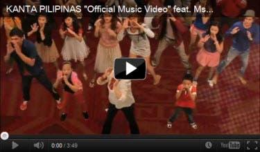 Kanta Pilipinas MV