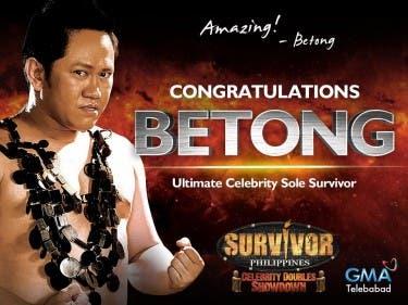 Winner survivor philippines celebrity showdown 2019