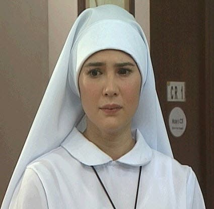 Vina Morales Portrays The Character Of A Nun In Mmk Starmometer