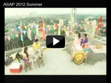 ASAP Summer MV