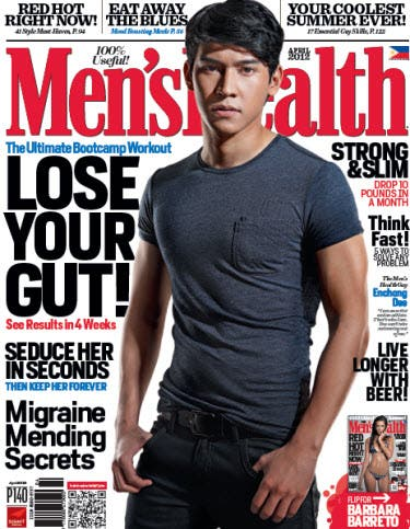 Enchong Dee Mens Health