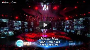 Heejun Han Top 12 Video