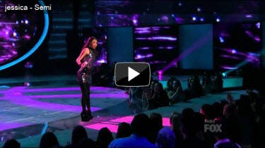 Jessica Sanchez Love You I Do Video