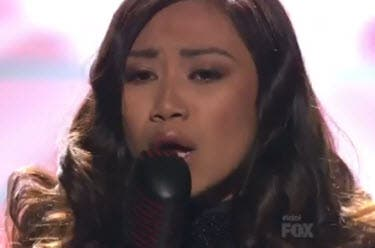 Jessica Sanchez Top 10