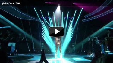 Jessica Sanchez Top 12 Video