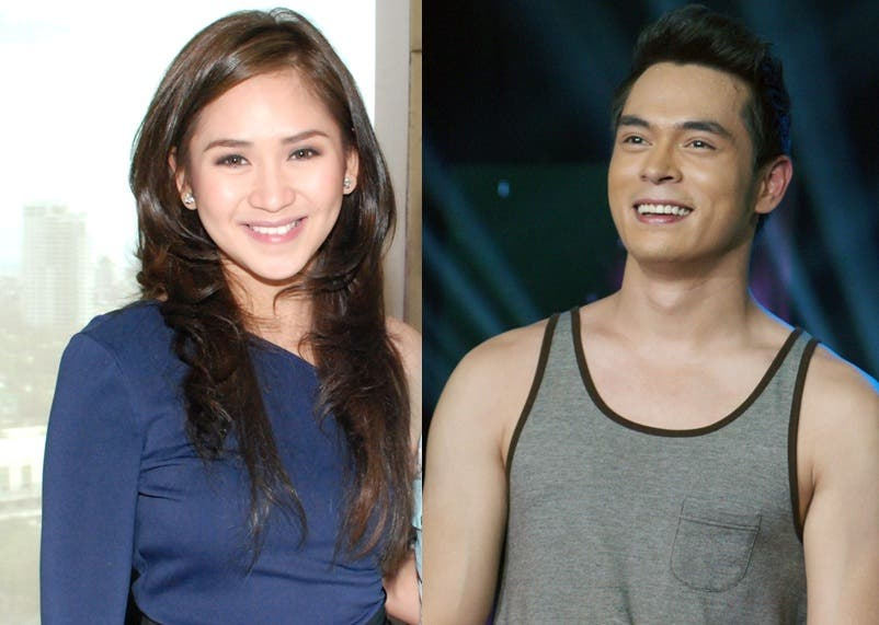 Sarah and Jake in SARAH G LIVE this Sunday