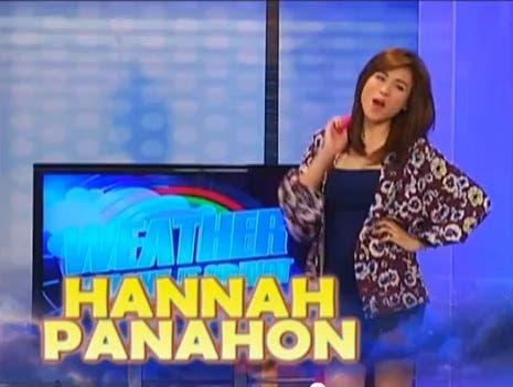 Toni in 'Hannah Panahon' ep of Wansapanataym
