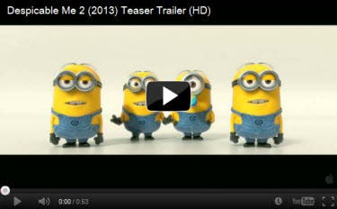 despicable teaser