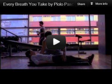 Every Breath MV