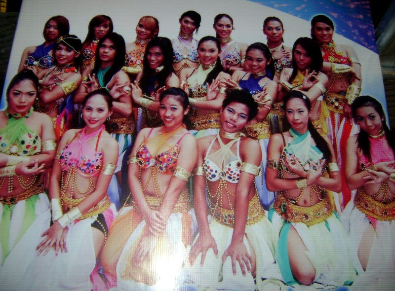 It's Showtime Grand Finalist AMAZING PAPER DOLLS (Olongapo)