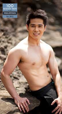 100 Sexiest Men in the Philippines