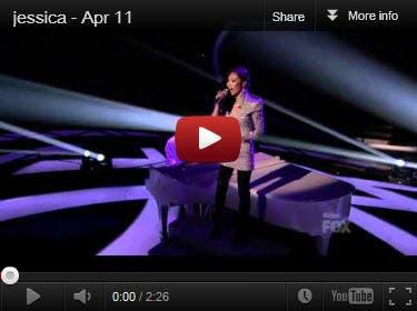 JessicaTop7 Video