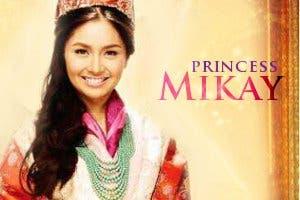 Kathryn B as Princess Mikay