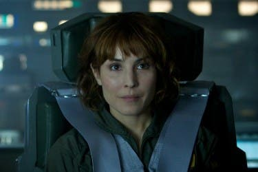 Noomi Rapace in Prometheus