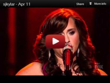 SkylarTop7 Video