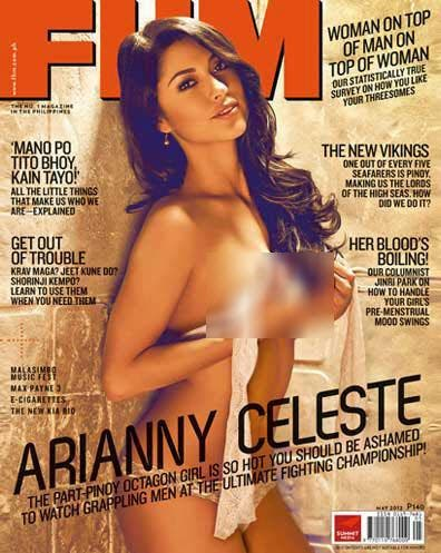 Arianny Celeste May2012-FHM