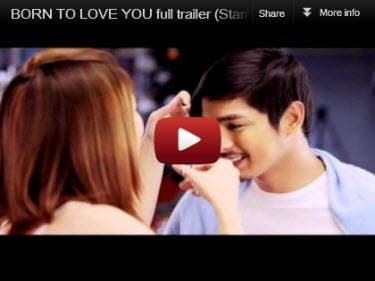Born to Love You Trailer