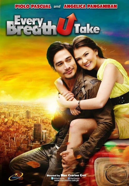 Every Breath U Take Poster