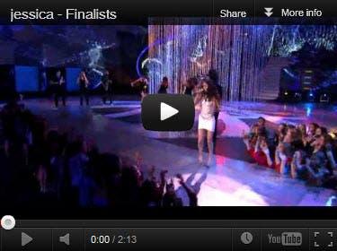 Jessica Top5 Video