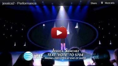 JessicaTop4b Video