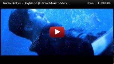 Justin Bieber Boyfriend MV