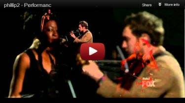 PhillipTop4 Volcano Video