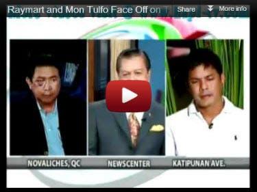 Raymart Tulfo Face-Off