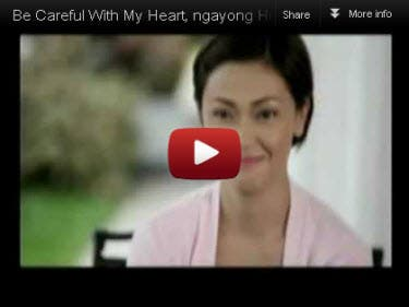 Be Careful with My Heart Trailer