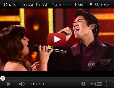 Jason and Kelly - Come What May