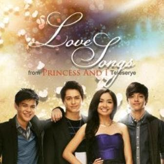 Love Songs From Princess & I soundtrack album