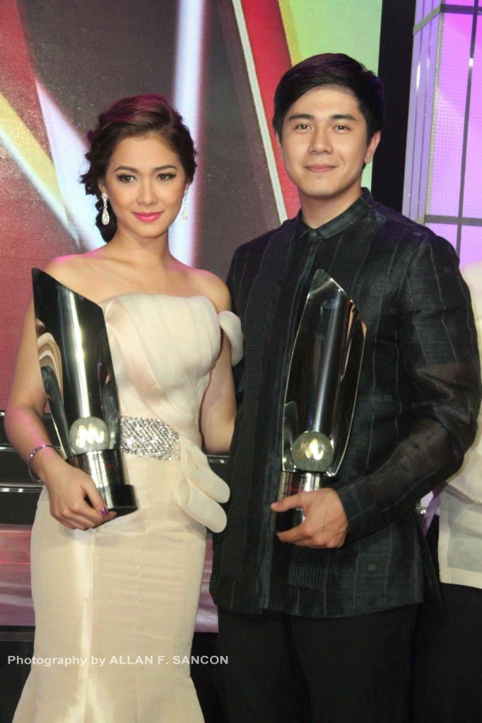 paulo avelino and maja salvador are the dating