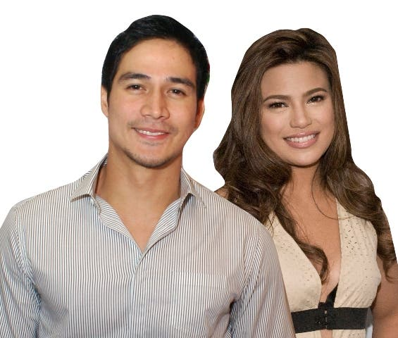 Piolo and Denise
