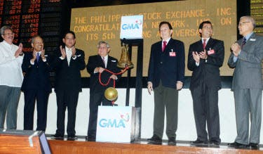 GMA stock 2
