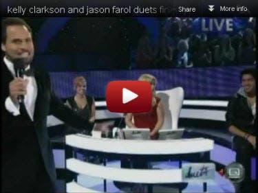 Jason Farol and Kelly - Heartbreak Hotel