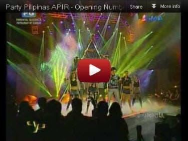 PP Apir Opening Number