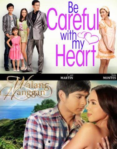 Hanggan' and 'Be Careful with My Heart' Maintain Leadership