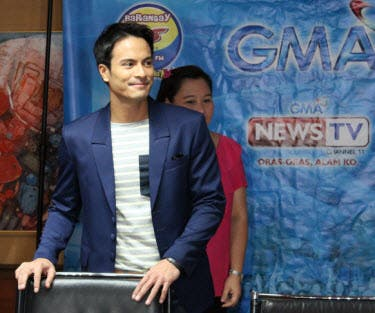Rafael Rosell on Being the New Leading Man of Marian Rivera     Kung    Rafael Rosell And Marian Rivera