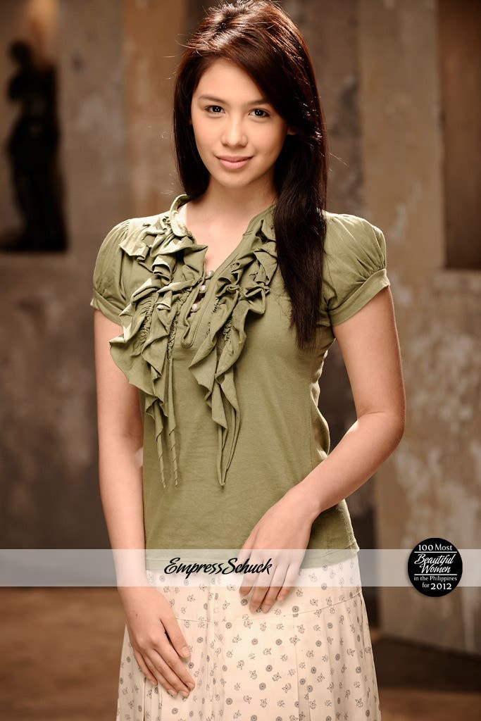 100 Most Beautiful Women In The Philippines For 2012 Nos