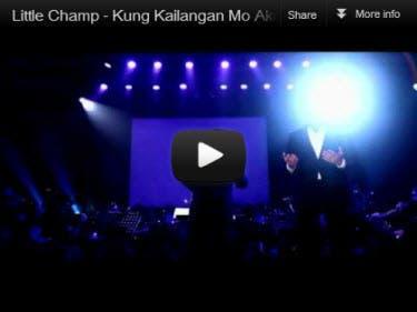 Kung Kailangan Mo Ako Theme Song
