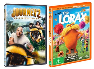Lorax-and-Journey-2-DVD