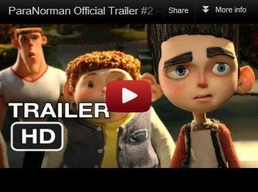 ParaNorman Trailer HD