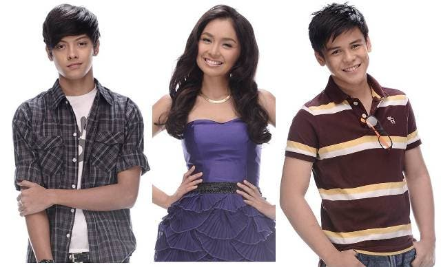 Princess and I stars Kathryn, Khalil and Daniel treat everyone with a royal surprise this Sunday in ASAP 2012