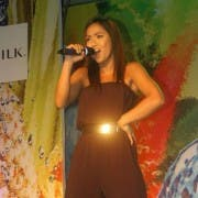 Rochelle Pangilinan at SM City CDO for the Kagay-an Festival Kapuso Night