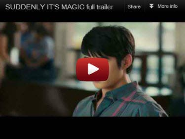 Suddenly It's Magic Full Trailer