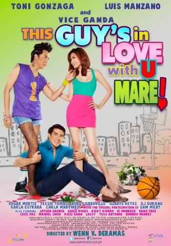 This Guy's In Love With U Mare! Poster