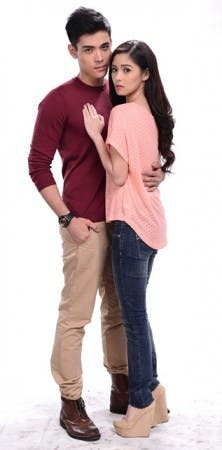 kim chiu and xian lim s first movie project in