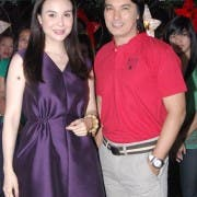 Gretchen Barretto and Albert Martinez