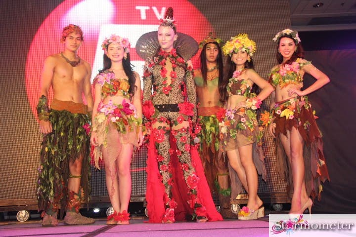 enchanted garden tv5 ending relationship