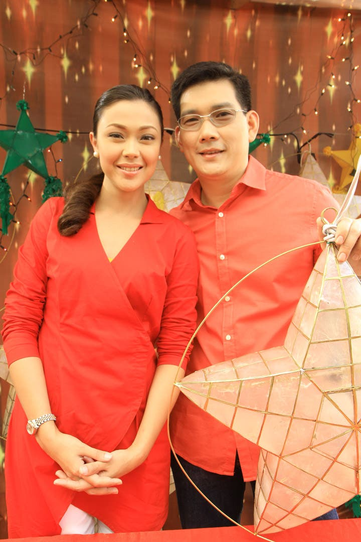 Richard Yap and Jodi Sta Maria